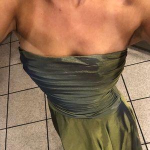 Prom dress by Scott McClintock